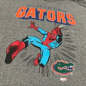 University of Florida Gators x Spider-Man Marvel